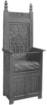Tudorų kėdė