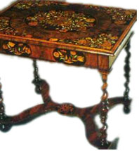 English Restoration Period & Carolean Furniture