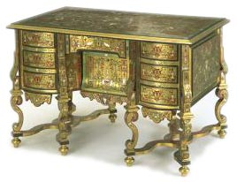 Mazarin Writing Desk 1685 1700