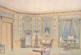 Directoire French Interior