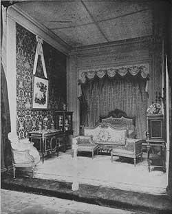 Marie Antoinette Style Bedroom